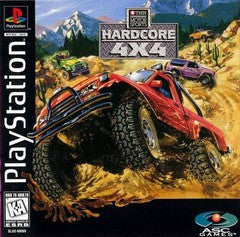 TNN Motorsports Hardcore 4x4 Playstation Game Off the Charts