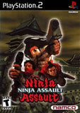 Ninja Assault - Off the Charts Video Games