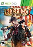 Bioshock Infinite Xbox 360 Game Off the Charts