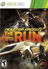 Need For Speed The Run Limited Edition - Off the Charts Video Games