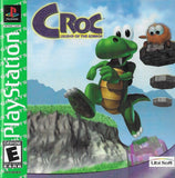 Croc Legend of the Gobbos Playstation Game Off the Charts