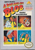 A Boy and His Blob: Trouble on Blobolonia Nintendo NES Game Off the Charts