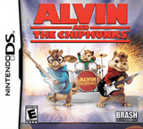 Alvin and the Chipmunks - Off the Charts Video Games