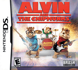 Alvin and the Chipmunks Nintendo DS Game Off the Charts
