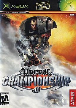 Unreal Championship - Off the Charts Video Games