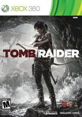 Tomb Raider Xbox 360 Game Off the Charts