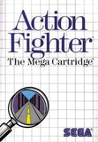 Action Fighter Sega Master System Game Off the Charts