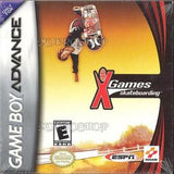ESPN X Games Skateboarding Game Boy Advance Game Off the Charts