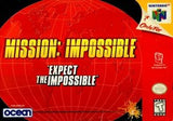 Mission: Impossible - Off the Charts Video Games