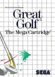 Great Golf Sega Master System Game Off the Charts