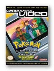 GBA Video Pokemon: A Hot Water Battle & For Ho-Oh the Bells Toll! Game Boy Advance Game Off the Charts