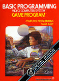 Basic Programming Atari 2600 Game Off the Charts