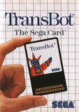 Transbot Sega Master System Game Off the Charts