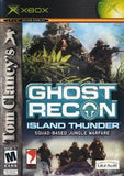 Ghost Recon Island Thunder Xbox Game Off the Charts