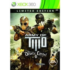 Army of TWO The Devil's Cartel - Off the Charts Video Games