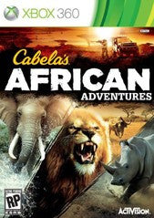 Cabela's African Adventures Xbox 360 Game Off the Charts
