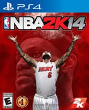 NBA 2K14 Playstation 4 Game Off the Charts