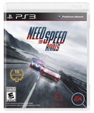Need for Speed Rivals Playstation 3 Game Off the Charts