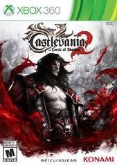 Castlevania Lords of Shadow 2 Xbox 360 Game Off the Charts