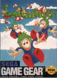 Lemmings Game Gear Game Off the Charts