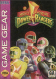 Mighty Morphin Power Rangers Game Gear Game Off the Charts