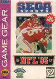 NFL 95 - Off the Charts Video Games