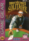 Poker Face Paul's Solitaire Game Gear Game Off the Charts