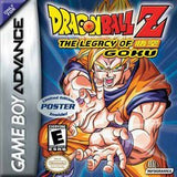 Dragon Ball Z The Legacy of Goku Game Boy Advance Game Off the Charts