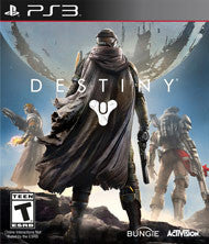 Destiny Playstation 3 Game Off the Charts