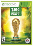 2014 FIFA World Cup Brazil Xbox 360 Game Off the Charts