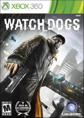 Watch Dogs Xbox 360 Game Off the Charts