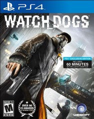 Watch Dogs Playstation 4 Game Off the Charts