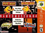 Namco Museum 64 Nintendo 64 Game Off the Charts