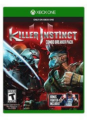 Killer Instinct Combo Breaker Pack Xbox One Game Off the Charts