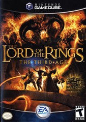 The Lord of the Rings: The Third Age Nintendo Gamecube Game Off the Charts