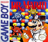 Dr. Mario Game Boy Game Off the Charts