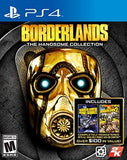 Borderlands: The Handsome Collection Playstation 4 Game Off the Charts