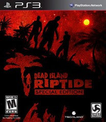 Dead Island Riptide Special Edition Playstation 3 Game Off the Charts