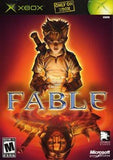 Fable Xbox Game Off the Charts