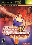 Dance Dance Revolution Ultramix - Off the Charts Video Games