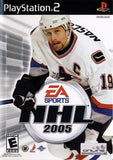 NHL 2005 Playstation 2 Game Off the Charts