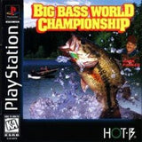 Big Bass World Championship Playstation Game Off the Charts
