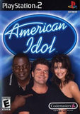 American Idol Playstation 2 Game Off the Charts
