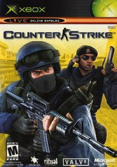 Counter Strike Xbox Game Off the Charts
