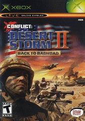 Conflict Desert Storm II: Back to Baghdad Xbox Game Off the Charts