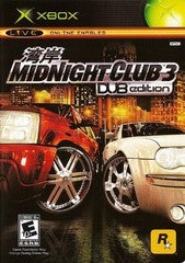 Midnight Club 3 DUB Edition Xbox Game Off the Charts