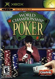 World Championship Poker Xbox Game Off the Charts