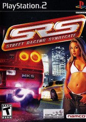 Street Racing Syndicate Playstation 2 Game Off the Charts