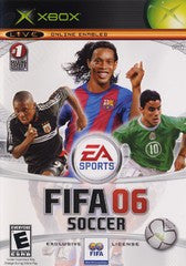 FIFA Soccer 06 Xbox Game Off the Charts