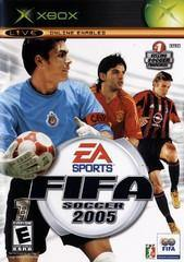 FIFA Soccer 2005 Xbox Game Off the Charts